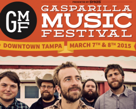 Gasparilla Music Fest Finding its Groove in 4th Year
