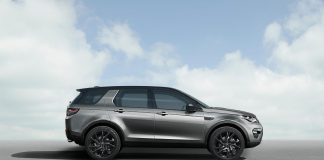 Land Rover Discover Sport
