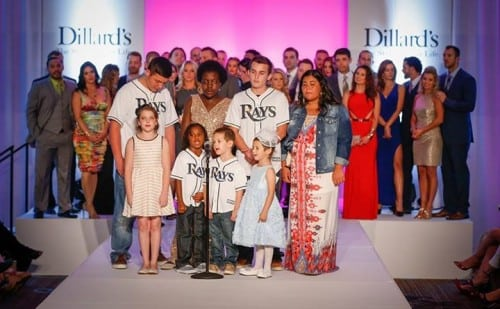 Rays On The Runway - Dream Children Signing