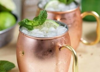 cardamom moscow mule recipe