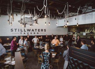 Stillwater Tavern in St. Petersburg
