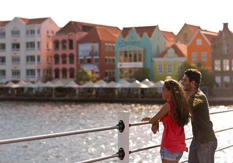 Curacao Floating bridge