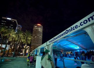 Tampa's Downtown on Ice presented by Tampa Bay Lightning Grand Opening