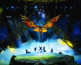 New Cirque du Soleil Show Comes To Tampa