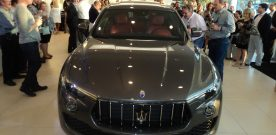 Levante Preview at Maserati of Tampa