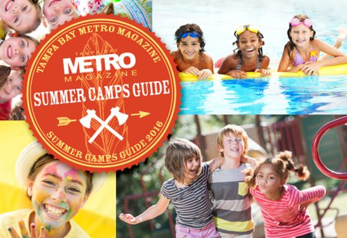 Tampa Bay Metro Summer Camps Guide