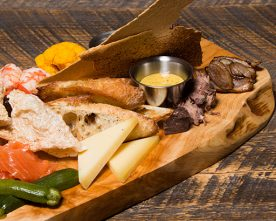 Must Try: Cheese and Charcuterie at The Mill