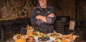 Foodie: Pushing  Culinary  Boundaries