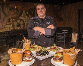Foodie: Pushing  Culinary  Boundaries