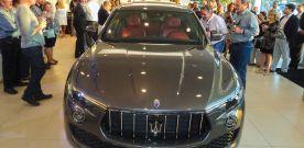 Metro Pix: Maserati Levante Preview Event