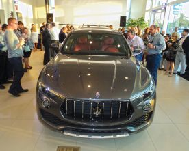 Metro Pix: Maserati Levante Preview Event