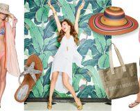 Summer's Splash of Style