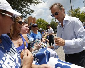 Q & A: Tampa Bay Lightning's Head Coach Jon Cooper