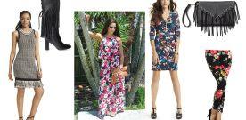 METRO Style: Floral & Fringe