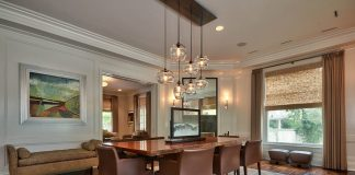 Contemporary Design by Enrique Crespo of Tampa's, Crespo Design Group