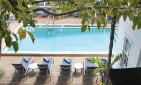 NYAH pool in Key West