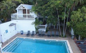 NYAH Key West hotel pool view