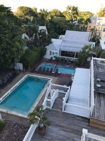 NYAH Key West Crow's Nest view