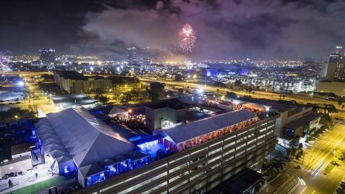 The Rooftop Eve 2017 in Tampa, Florida
