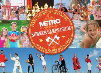 Tampa Bay METRO's Summer Camps Guide 2017
