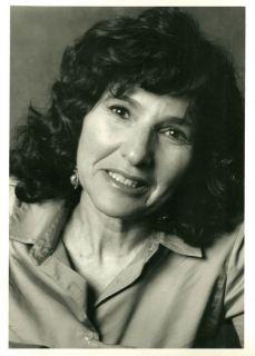 Gail Buckly portrait
