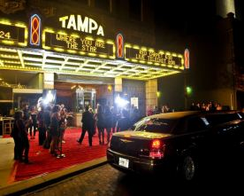 Celebrate Hollywood Awards Night at Tampa Theatre