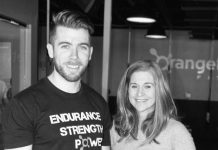 Zack and Hope Bell of Orangetheory Fitness