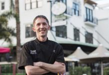 Executive Chef, Luke Decker