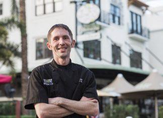 Executive Chef, Luke Decker
