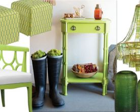 METROHome Details: Greenery, The Color of the Year