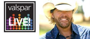 Toby Keith Live at the Valspar Championship