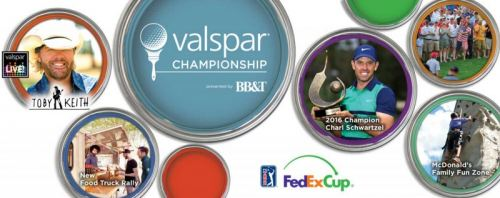 Valspar Championship golf tournament