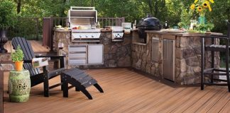 Tampa Bay Metro home: Outdoor kitchen design trends