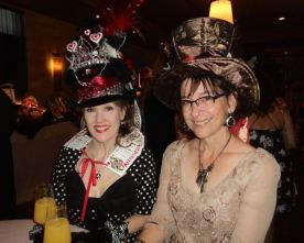 METRO Pix: Mad Hatter's Tea & Brunch