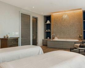 Metro Select Spa: Pallavi Luxury Spa