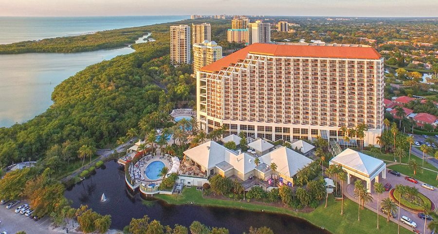 Naples Bay Resort And Spa Naples Florida