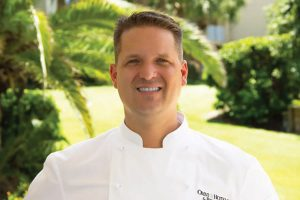Omni's Executive Chef Daven Wardynski