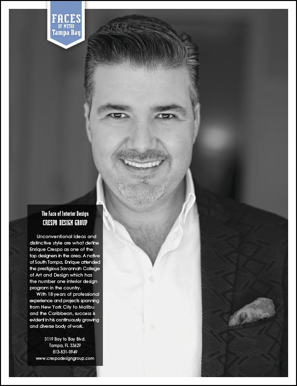 the face of interior design tampa bay metro magazine blog