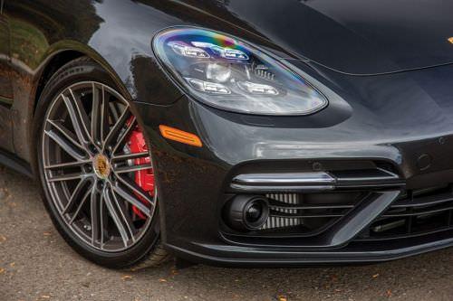 Porsche Panamera at Reeves