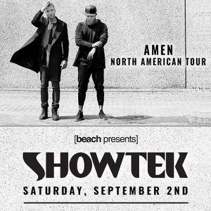 "SHOWTEK - ""Amen"" North American Tour @ Beach Bar and Restaurant | Tampa | Florida | United States"