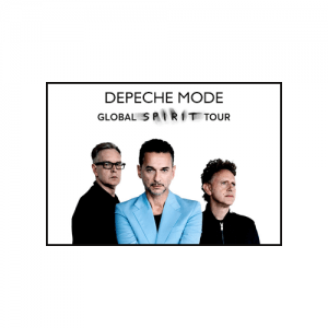 DEPECHE MODE: Global Spirit Tour in Tampa @ MIDFLORIDA Credit Union Amphitheatre at the FL State Fairgrounds | Tampa | Florida | United States