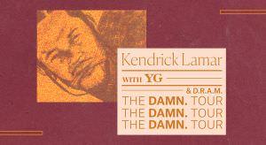 Kendrick Lamar @ Amalie Arena | Tampa | Florida | United States