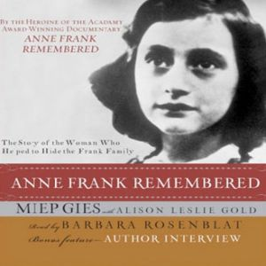 MIEP GIES: REMEMBERING ANNE FRANK @ Safety Harbor Public Library   Safety Harbor   Florida   United States