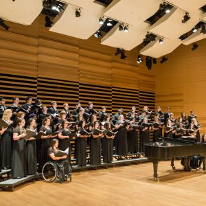 USF Honor Choir Festival @ USF Concert Hall   Tampa   Florida   United States