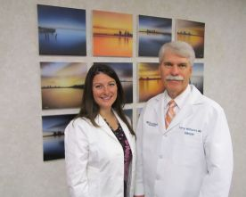 LARRY WILLIAMS, M.D. AND MINDI GIGLIO, D.O.