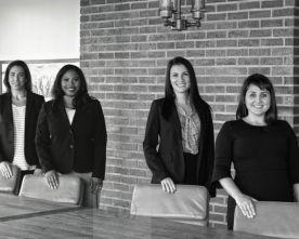 Susan Stromberg, Jennifer Meister, Kim Hamill and Frances Martinez