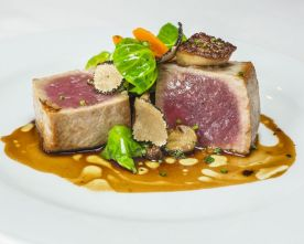 Ocean Prime Features Dish From James Beard House Dinner