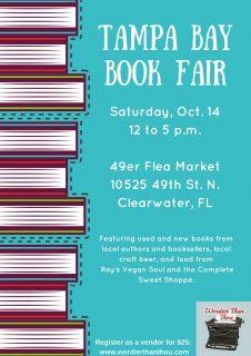 Tampa Bay Book Fair @ 49er Flea Market N | Clearwater | Florida | United States