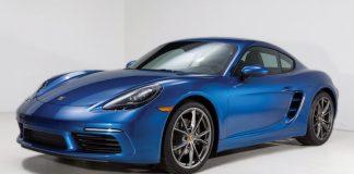 Reeves Porsche