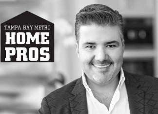 Enrique Crespo is featured in Tampa Bay Metro Home Pros Section